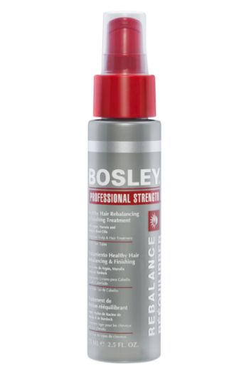 Bosley Rebalancing and Finishing Treatment