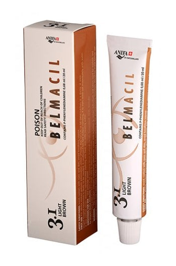 Belmacil Light Brown #3.1 Tint