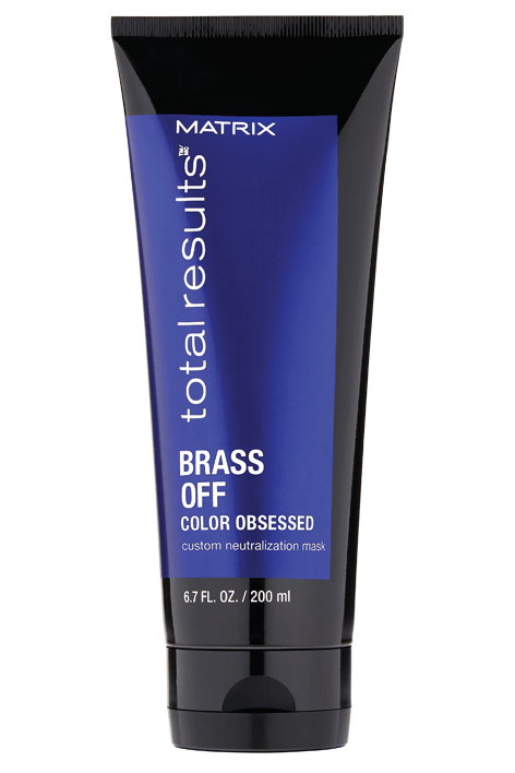 Matrix Total Results Brass Off Neutralization Mask