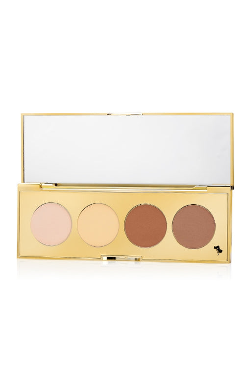 Silk Oil of Morocco Argan Vegan Contour & Highlight Palette