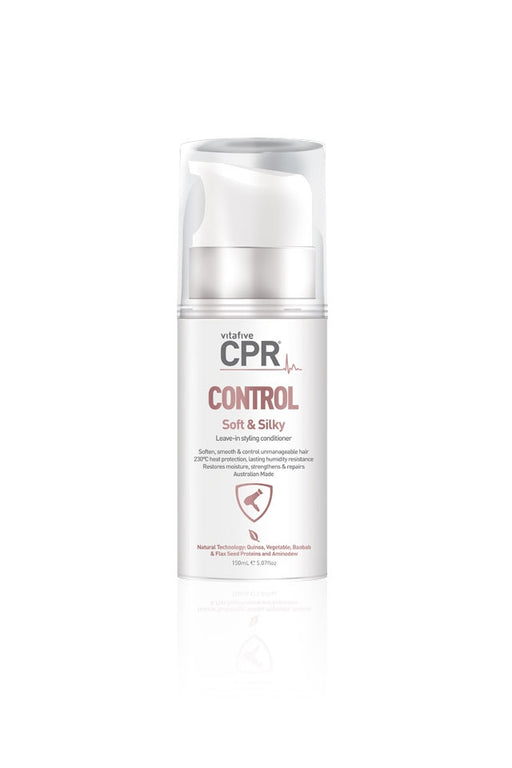 CPR Control Soft & Silky Blow Dry Creme