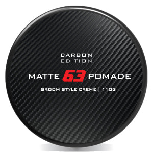 Carbon Edition Matte 63 Pomade