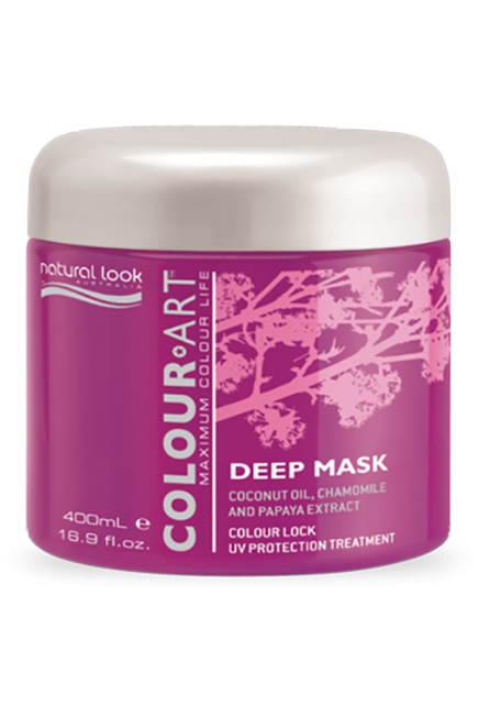 Natural Look Colour Art Deep Mask