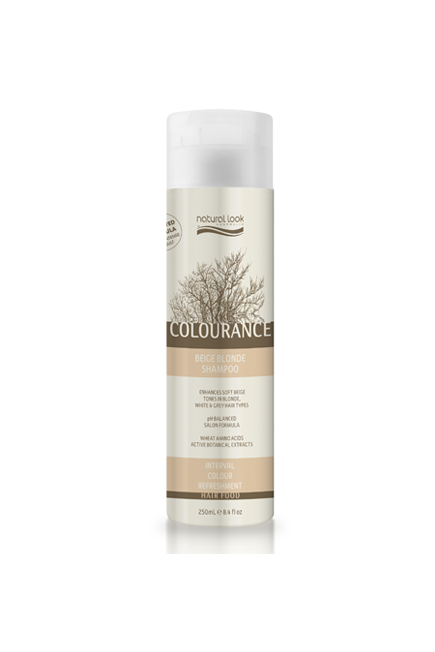 Natural Look Colourance Beige Blonde Shampoo