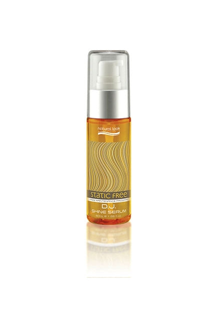 Natural Look Static Free FM DJ Shine Serum