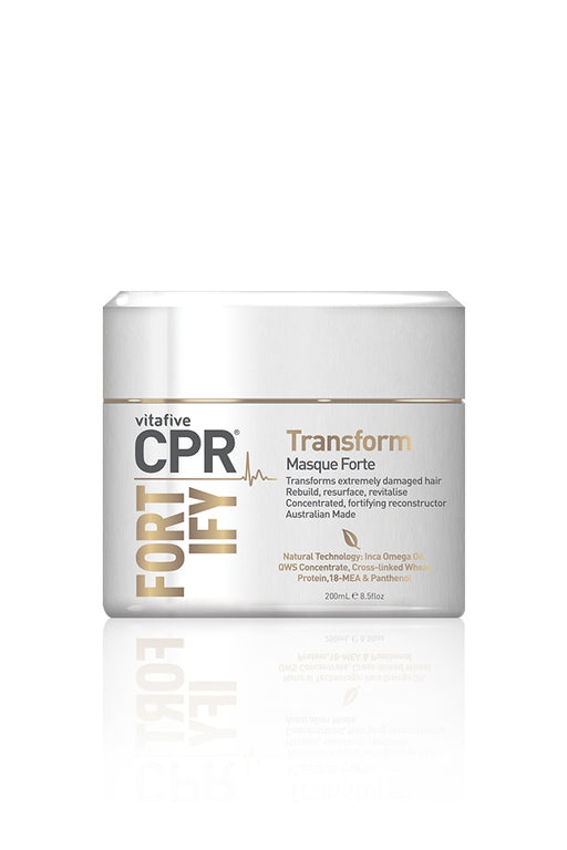 CPR Fortify Transform Masque Forte