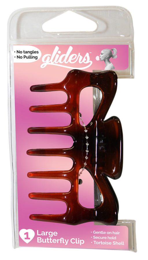 Gliders Butterfly Clip Large