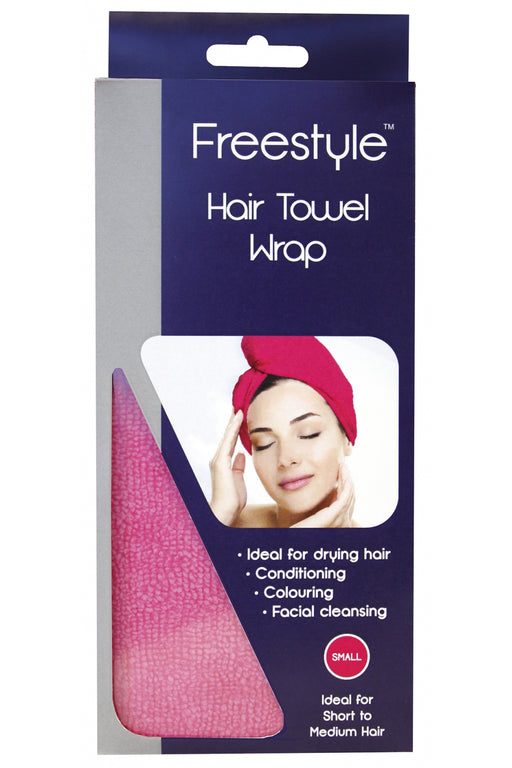 Freestyle Hair Towel Wrap