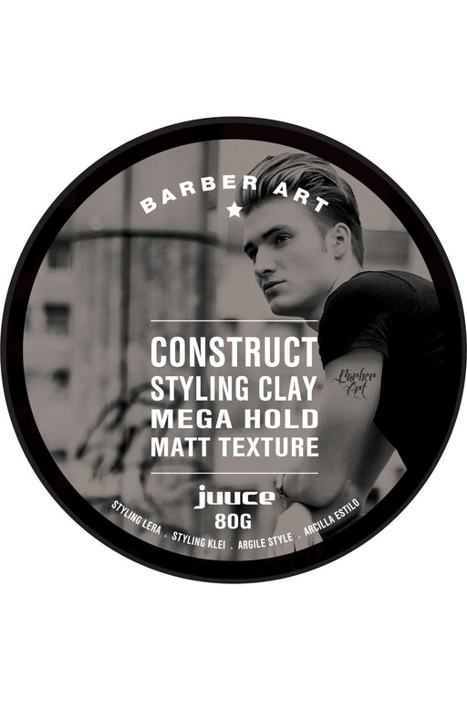 Juuce Barber Art Construct Styling Clay