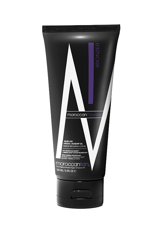 MoroccanFlawless Instant Wash Off Lotion