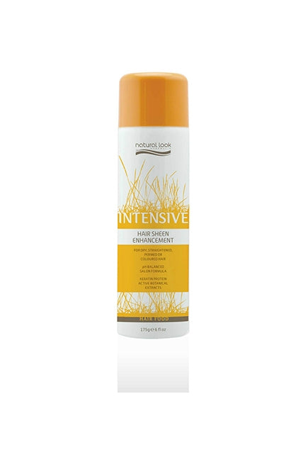 Natural Look Intensive Hair Sheen Treatment