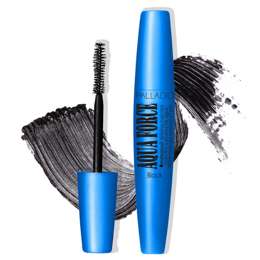 Palladio Aqua Force Waterproof + Defining Mascara