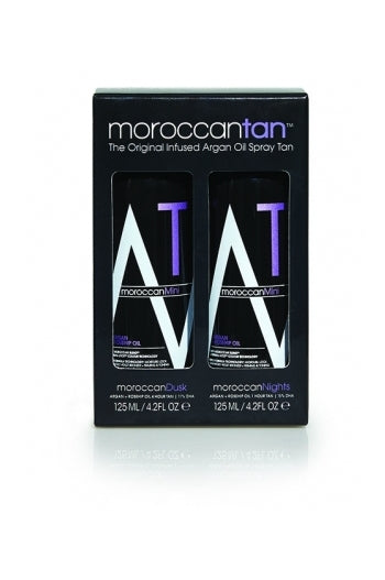 MoroccanTan Exotic Collection Sample Pack