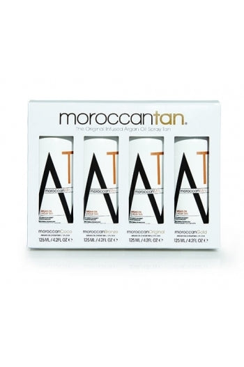 MoroccanTan Original Collection Sample Pack