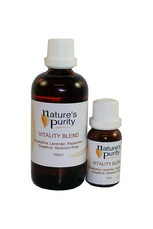 Nature's Purity Vitality Blend