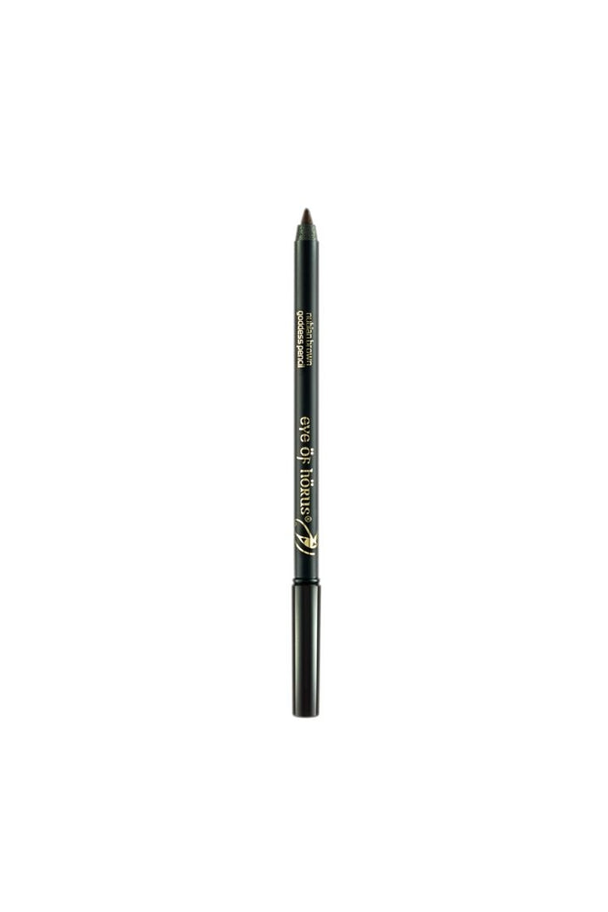 Eye of Horus Nubian Brown Goddess Pencil