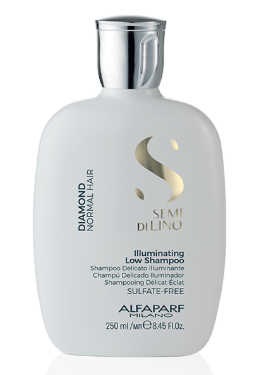 Alfaparf Milano Semi Di Lino Diamond Illuminating Low Shampoo