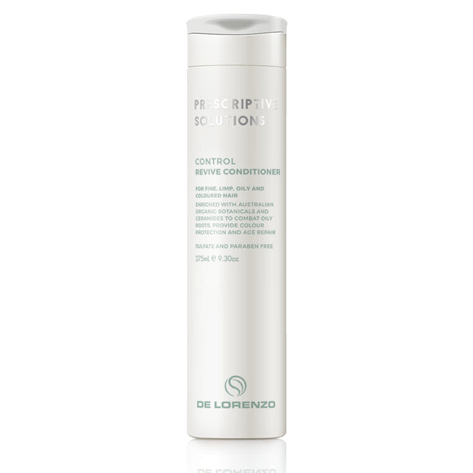 De Lorenzo Prescriptive Solutions Control Revive Conditioner