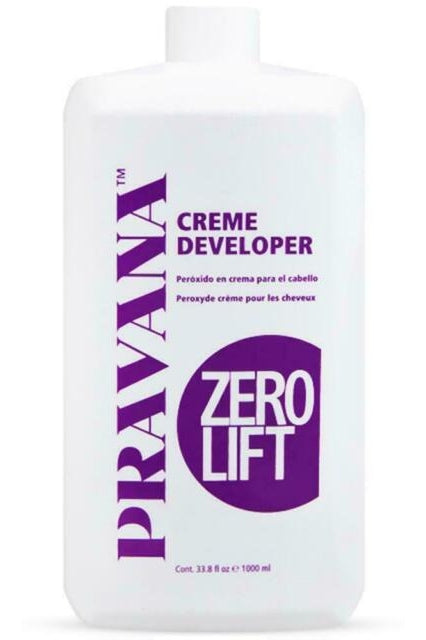 Pravana Creme Developer Zero Lift