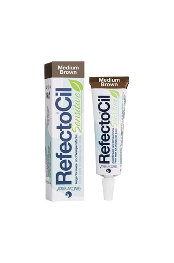 Refectocil Sensitive Colour Gel Medium Brown