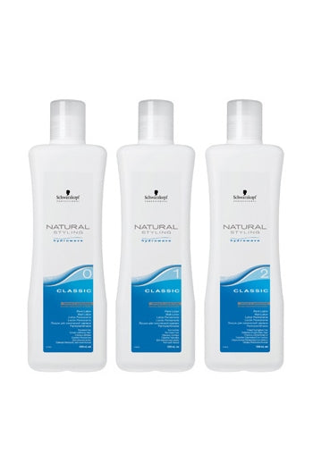 Schwarzkopf Natural Styling Classic Solution