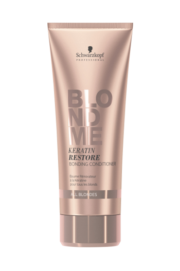 Schwarzkopf BlondMe Keratin Restore Bonding Conditioner