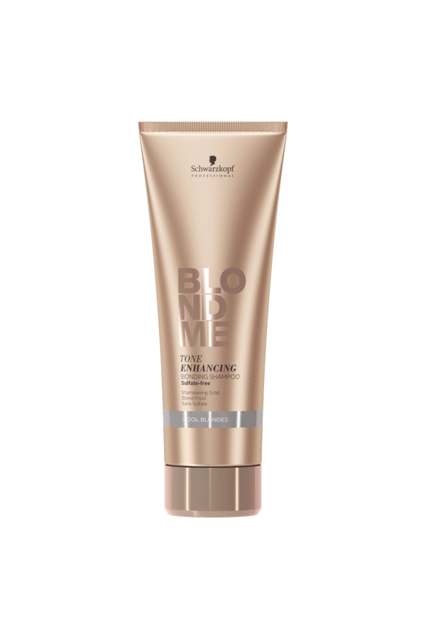 Schwarzkopf BlondMe Cool Tone Enhancing Bonding Shampoo