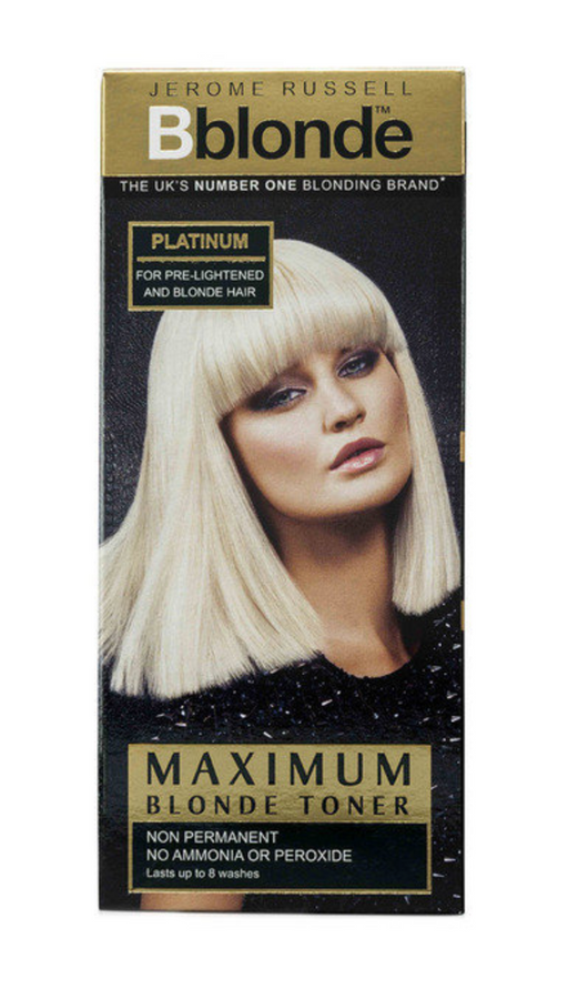 Bblonde Maximum Blonde Toner Platinum
