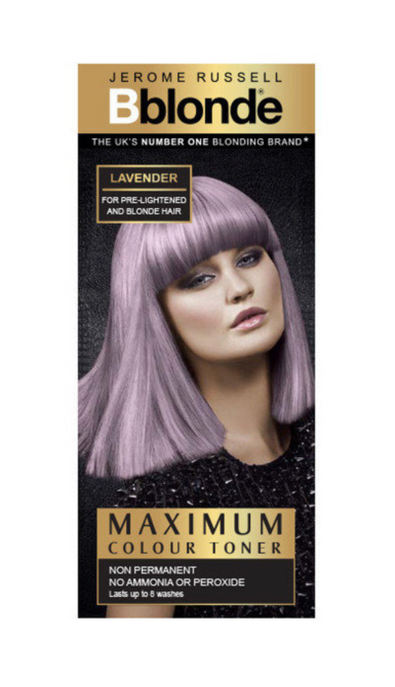 Bblonde Maximum Colour Toner Lavender