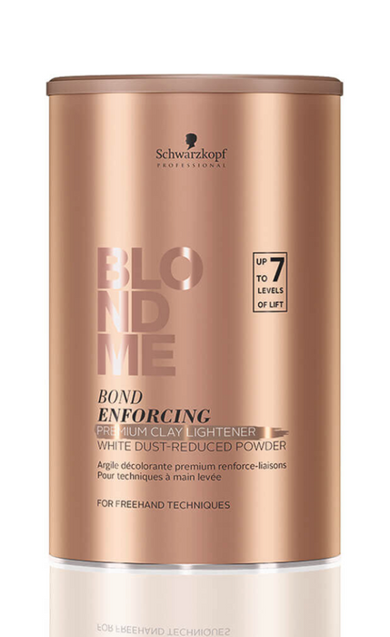 Schwarzkkopf Blondme Bond Enforcing Premium Clay Lightener