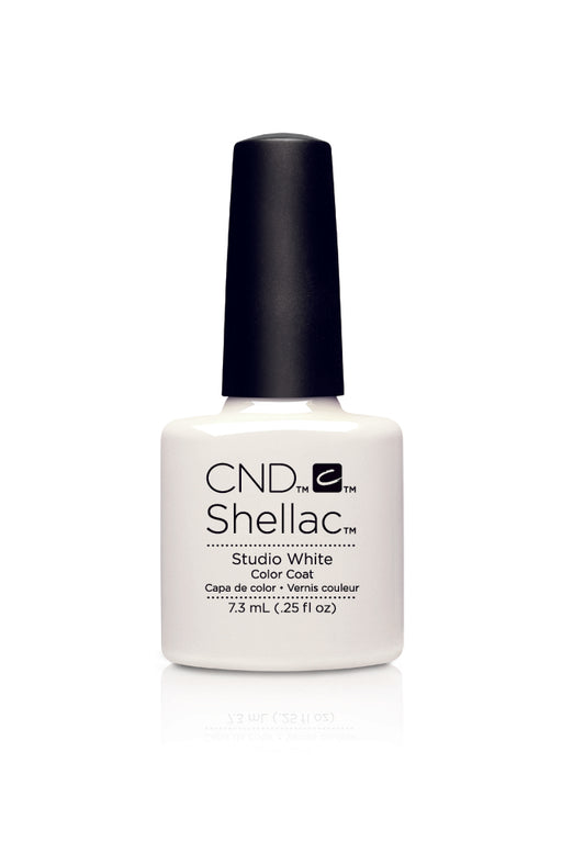 CND Shellac Studio White