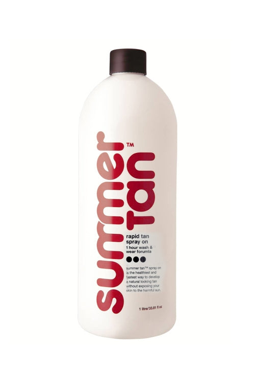 Summer Tan Rapid 1 Hour Solution