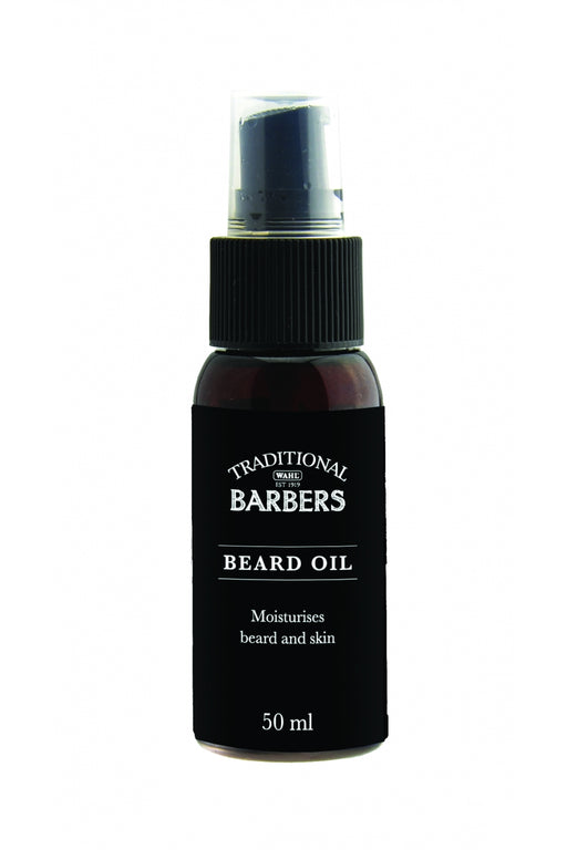 Traditional Barbers Beard Oil