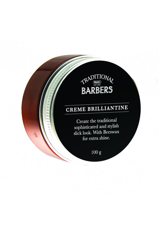 Traditional Barbers Creme Brilliantine