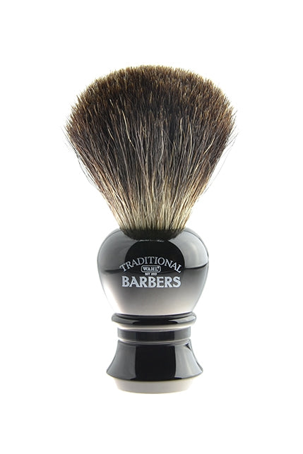 Traditional Barbers Badger Brush