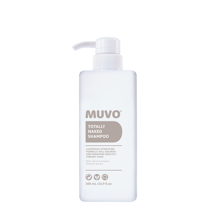 Muvo Totally Naked Shampoo