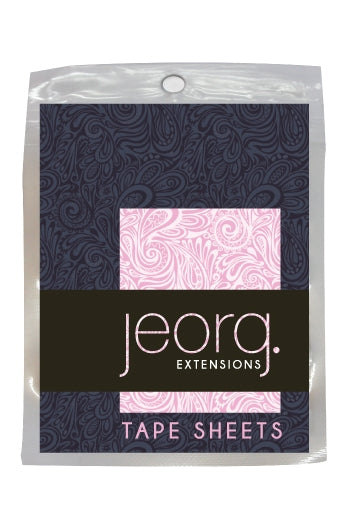 Jeorg. Tape Sheets 40pk