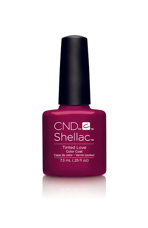 CND Shellac Tinted Love