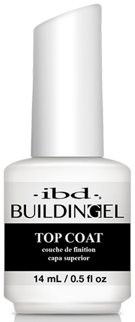 IBD Building Gel Top Coat