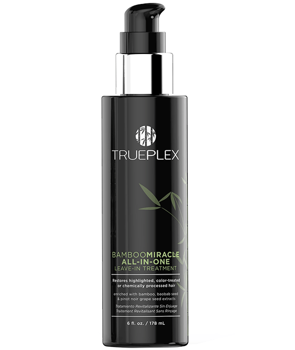 Trueplex Bamboo Miracle All-in-One Leave In Treatment