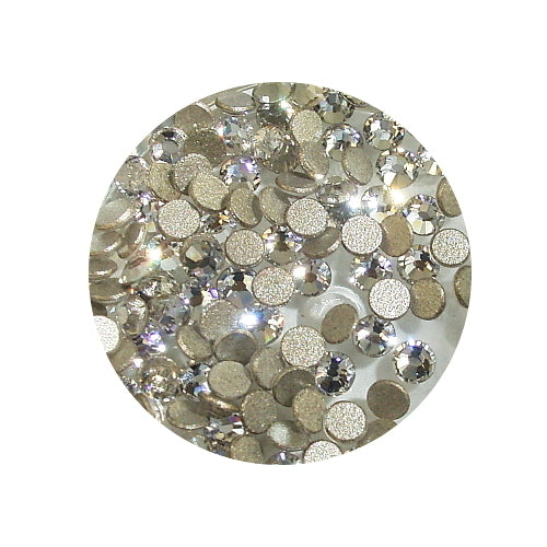 Beauty World Swarovski Rhinestones Round Crystal