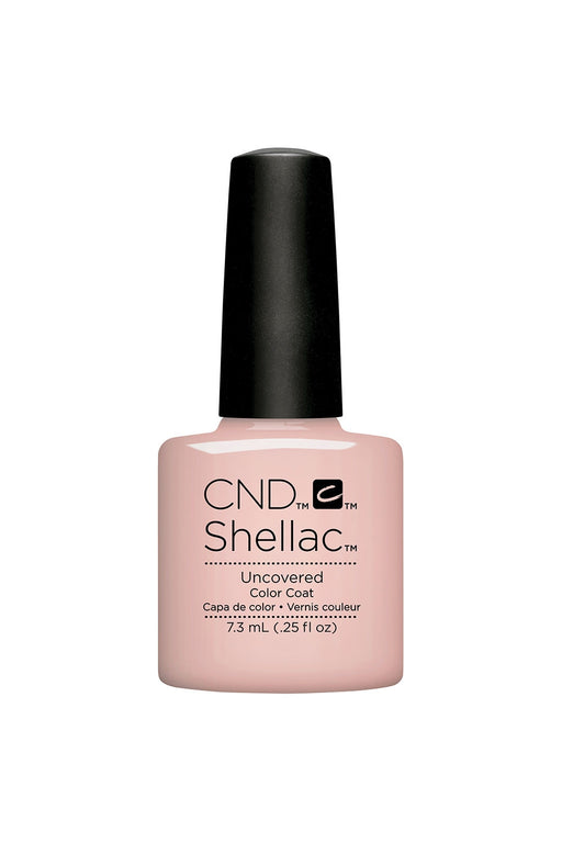 CND Shellac Unmasked Collection Uncovered