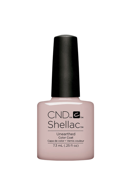 CND Shellac Unmasked Collection Unearthed