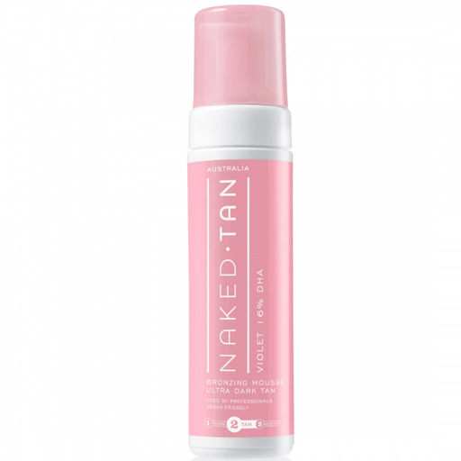 Naked Tan Ultra Dark Bronzing Mousse