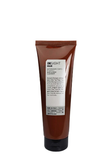 Insight Man Hair and Body Cleanser
