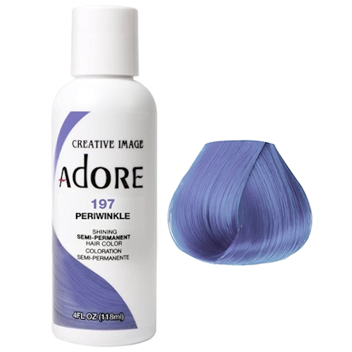 Adore Semi Permanent Hair Colour Periwinkle