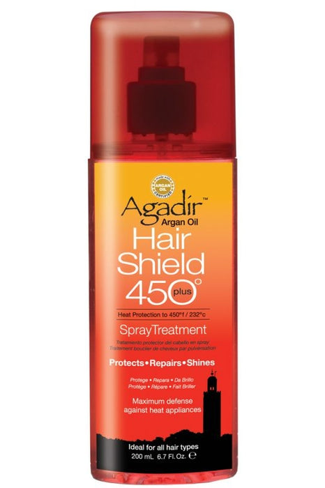 Agadir Hair Shield 450 Plus Spray Treatment
