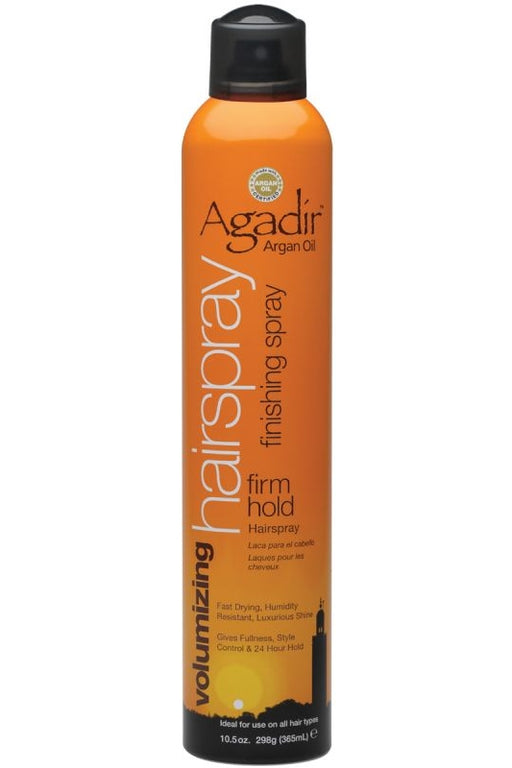 Agadir Volumizing Firm Hold Hairspray