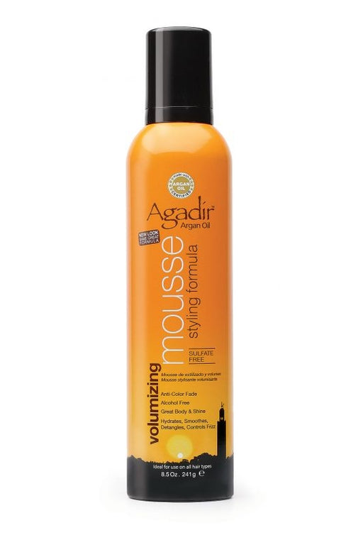 Agadir Volumizing Styling Mousse