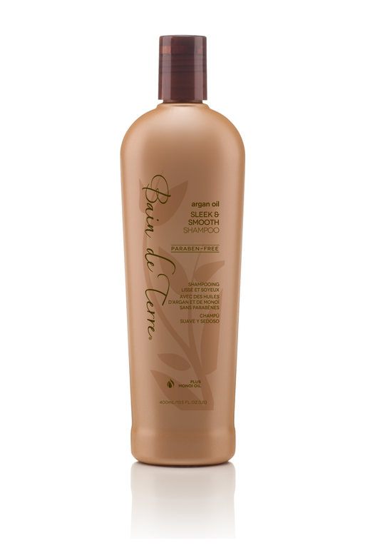 Bain De Terre Argan Oil Sleek & Smooth Shampoo